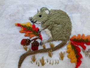 Yesteryear Embroidery 1