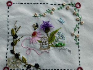 Yesteryear Embroidery 3