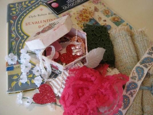 Valentine craft goodies resize