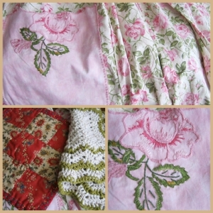 Yesteryear Embroidery from Kathleen Page