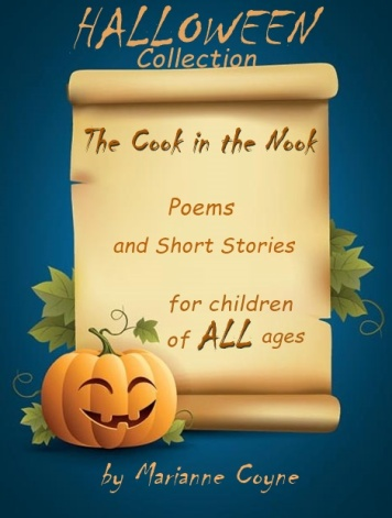 Halloween Collection Book Cover